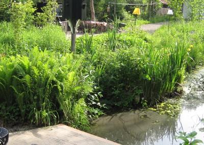 Romantische watertuin, Purmerend