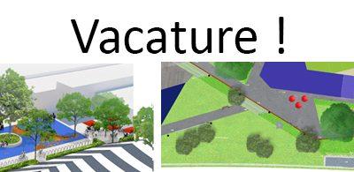 Vacature junior landschapsarchitect / -ontwerper