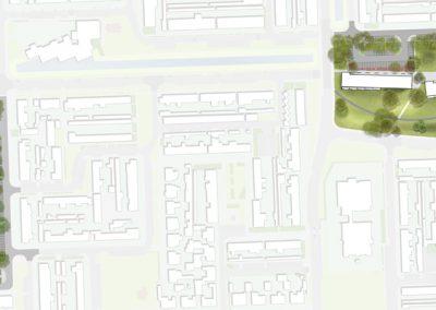 Plangebieden Distelplein en Larixplein